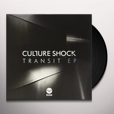 Culture Shock TRANSIT (EP) Vinyl Record - UK Import