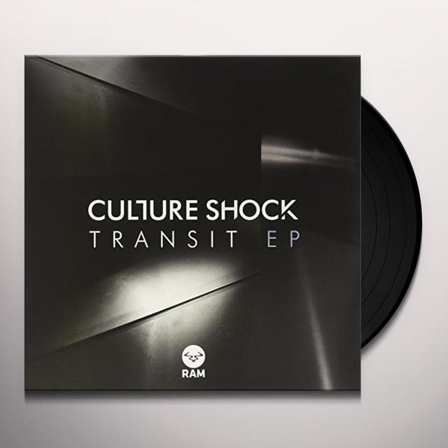 Culture Shock TRANSIT (EP) Vinyl Record - UK Import