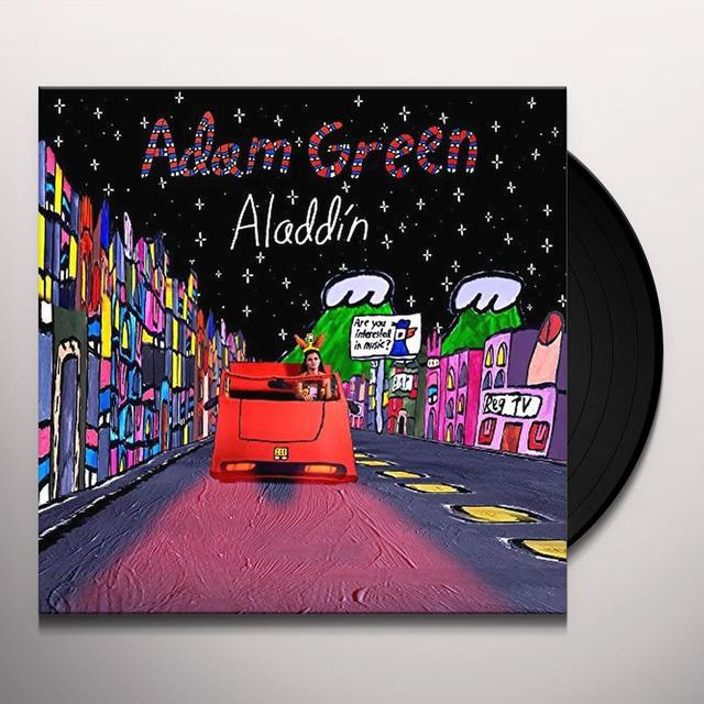 Adam Green ALADDIN Vinyl Record - w/CD, UK Import