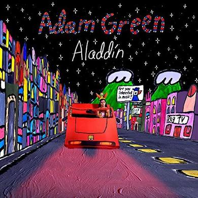 Adam Green ALADDIN Vinyl Record - w/CD, UK Release
