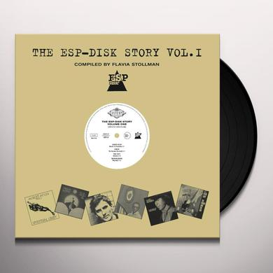 ESP DISK STORY 1 / VARIOUS Vinyl Record