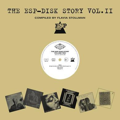 ESP DISK STORY 2 / VARIOUS Vinyl Record