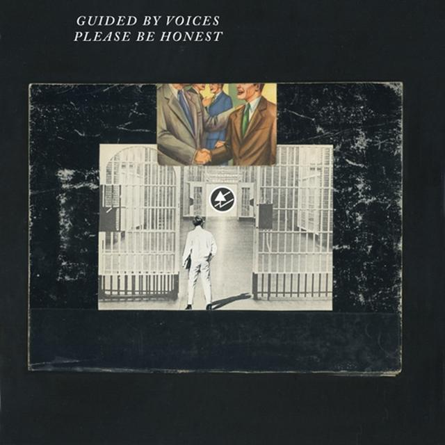 Guided By Voices PLEASE BE HONEST Vinyl Record