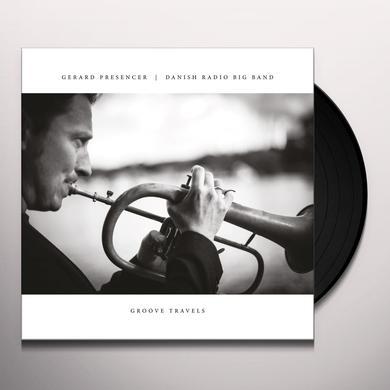 Gerard Presencer / Danish Radio Big Band GROOVE TRAVELS Vinyl Record