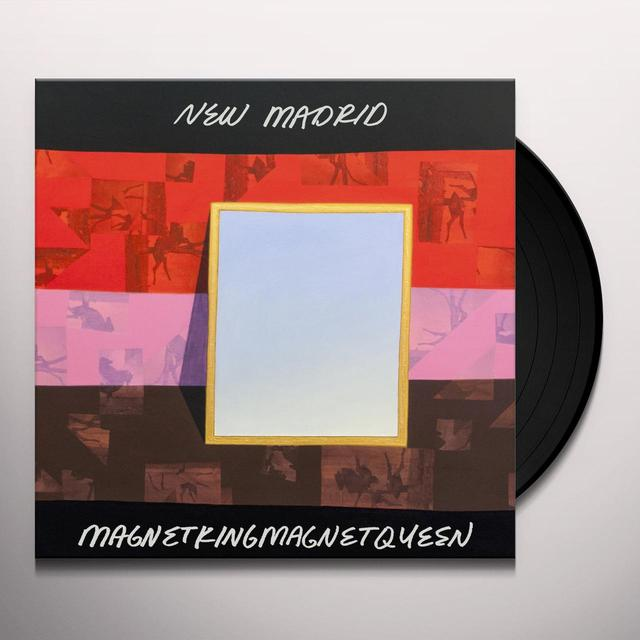 New Madrid MAGNETKINGMAGNETQUEEN Vinyl Record - Digital Download Included