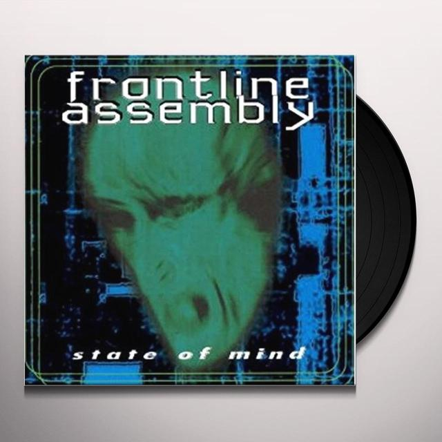 Front Line Assembly STATE OF MIND Vinyl Record