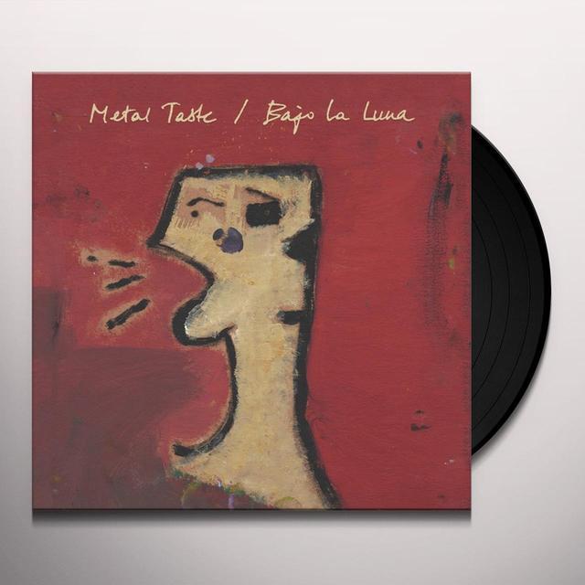 Justin Robertson / Deadstock 33S METAL TASTE / BAJO LALUNA Vinyl Record