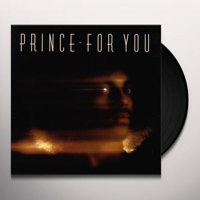 Prince FOR YOU Vinyl Record