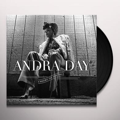 Andra Day CHEERS TO THE FALL Vinyl Record