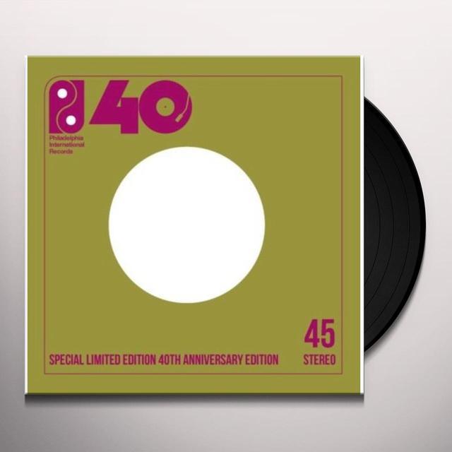 Anthony White HEY BABY/STOP & THINK IT OVER Vinyl Record - UK Import