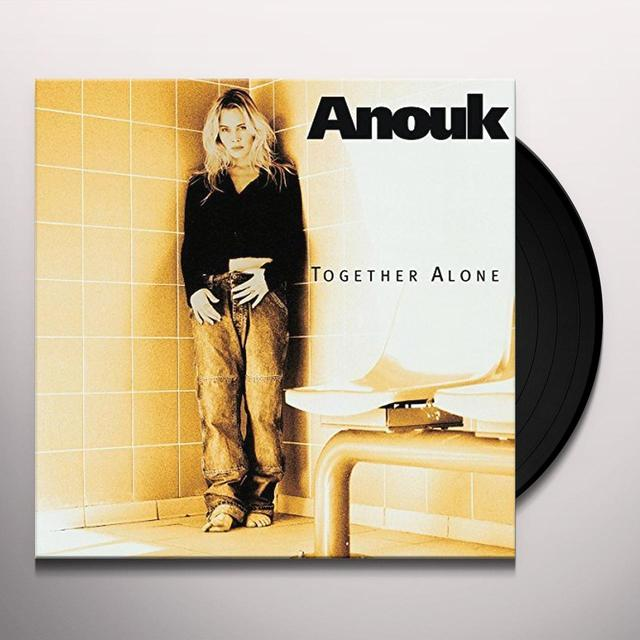 Anouk TOGETHER ALONE Vinyl Record - Holland Import
