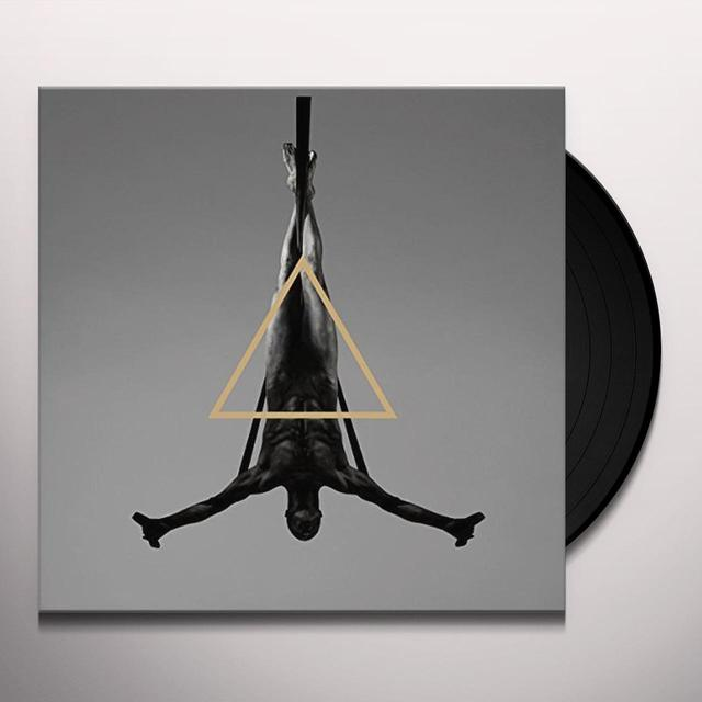 Schammasch TRIANGLE Vinyl Record - UK Release
