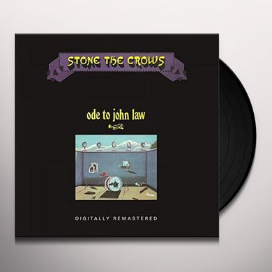 Stone The Crows ODE TO JOHN LAW Vinyl Record - UK Import