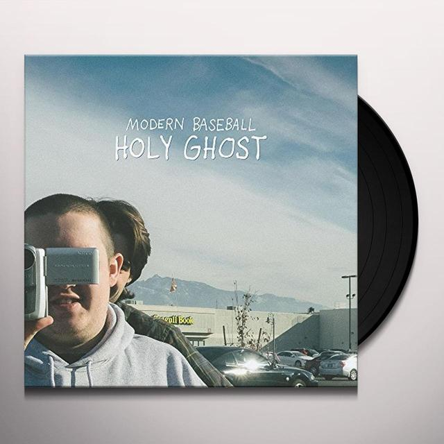 Modern Baseball HOLY GHOST Vinyl Record - UK Import