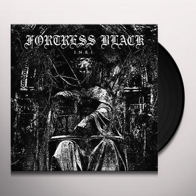 FORTRESS BLACK I.N.R.I. Vinyl Record - UK Import