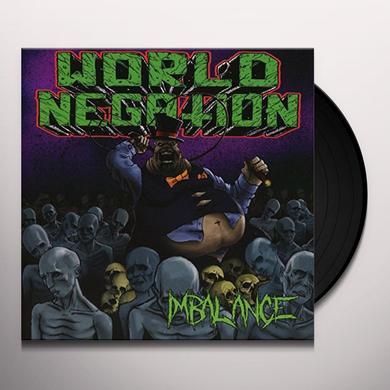 WORLD NEGATION IMBALANCE Vinyl Record - UK Import