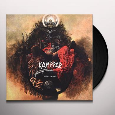 Kampfar DJEVELMAKT Vinyl Record