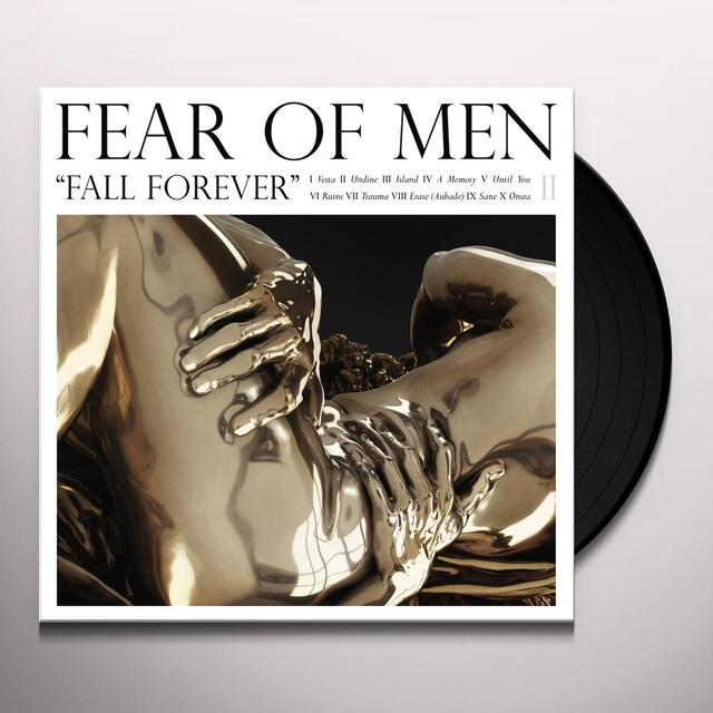 Fear Of Men FALL FOREVER Vinyl Record - UK Import