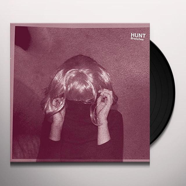 Hunt BRANCHES Vinyl Record - UK Release