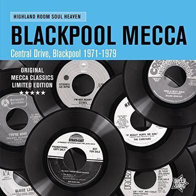 BLACKPOOL MECCA / VARIOUS (UK) BLACKPOOL MECCA / VARIOUS Vinyl Record