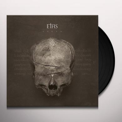 Eths ANKAA Vinyl Record - UK Import