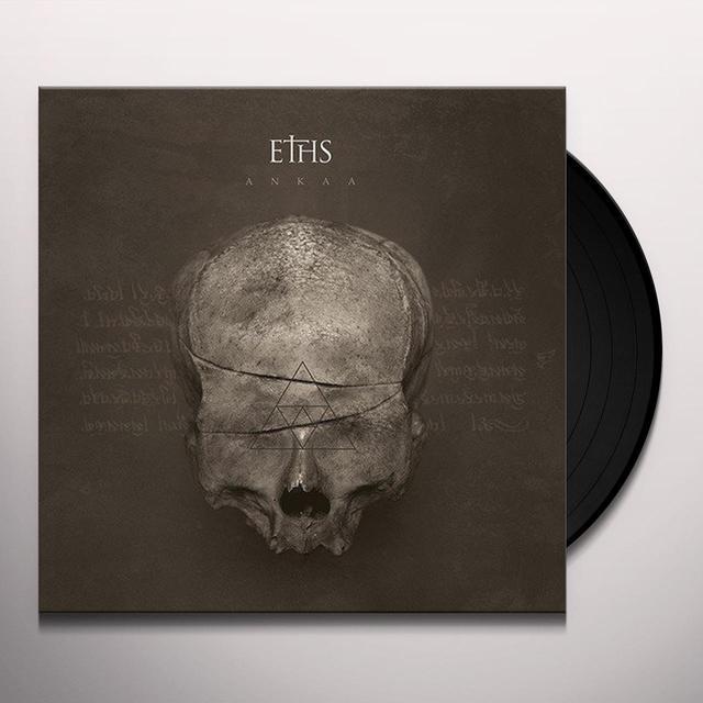 Eths ANKAA Vinyl Record - UK Import
