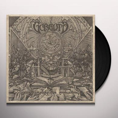 Gorguts PLEIADES DUST Vinyl Record - UK Release