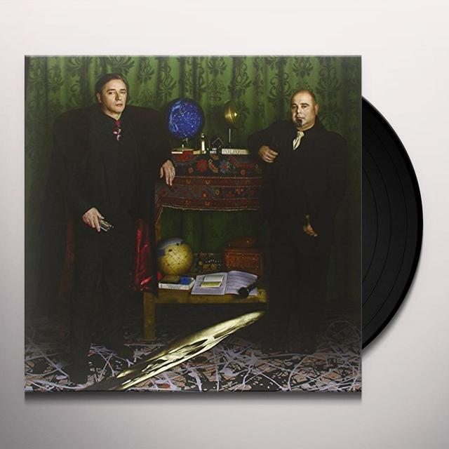 Theo Teardo / Blixa Bargeld NERISSIMO Vinyl Record - UK Import