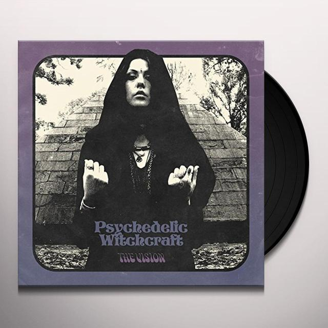 Psychedelic Witchcraft VISION Vinyl Record - UK Import