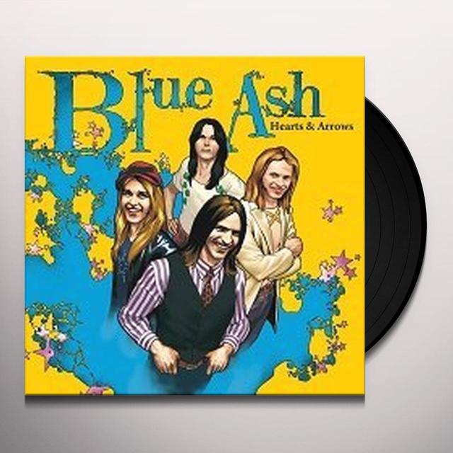 Blue Ash HEARTS & ARROWS Vinyl Record - UK Import