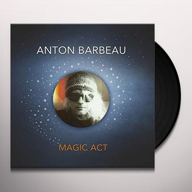 Anton Barbeau MAGIC ACT Vinyl Record - UK Import