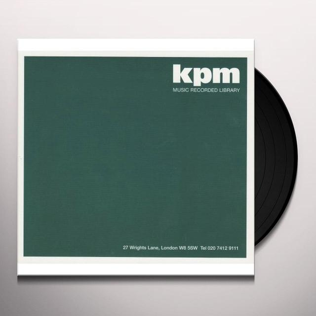 KPM1000 BIG BEAT 1 Vinyl Record - UK Import