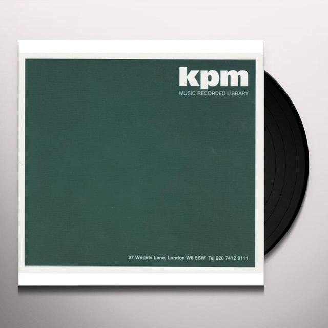 KPM1000 AFRO ROCK Vinyl Record - UK Import
