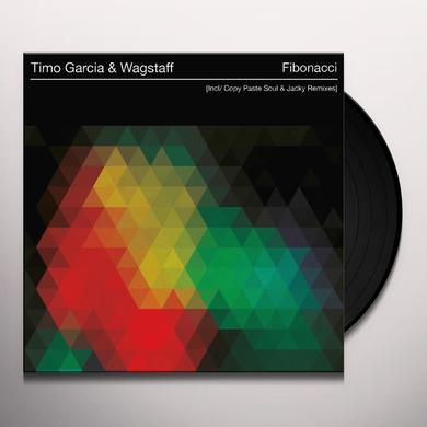 Timo Garcia / Wagstaff FIBONACCI Vinyl Record