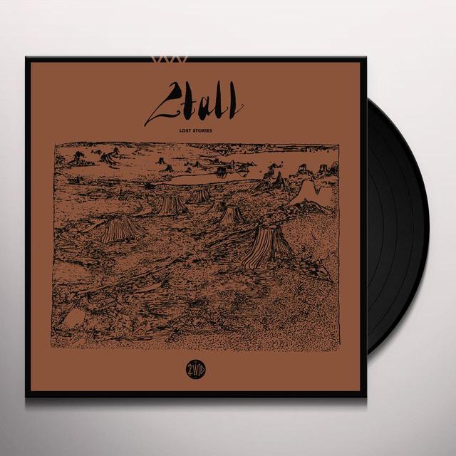 2Tall LOST STORIES Vinyl Record