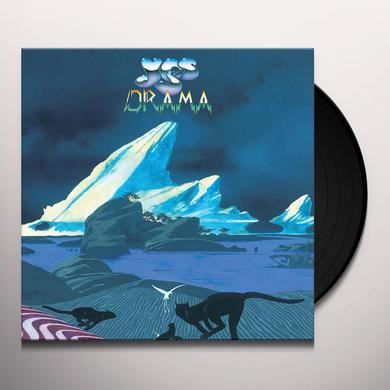 Yes DRAMA Vinyl Record