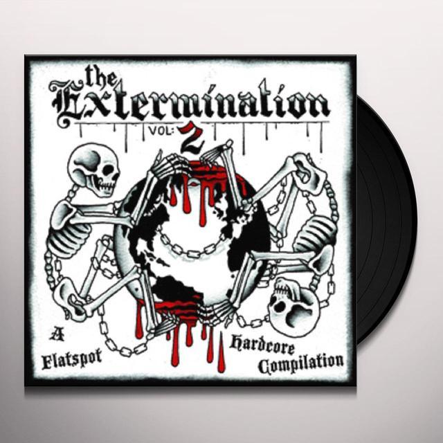 EXTERMINATION VOL. 2 Vinyl Record