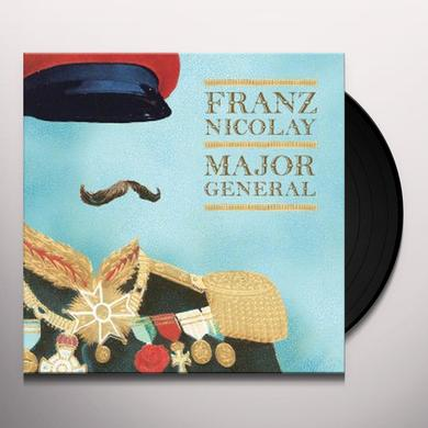 Franz Nicolay MAJOR GENERAL Vinyl Record