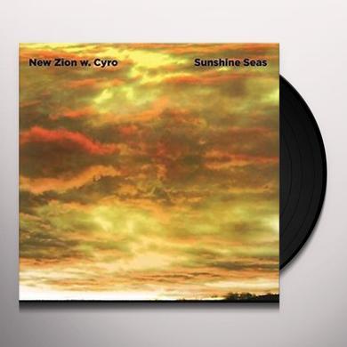 NEW ZION TRIO & CYRO BAPTISTA SUNSHINE SEAS Vinyl Record