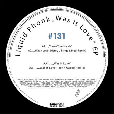 LIQUID PHONK WAS IT LOVE Vinyl Record