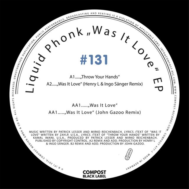 LIQUID PHONK