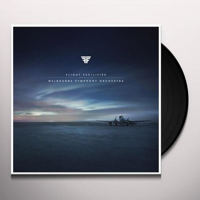 Flight Facilities LIVE WITH THE MELBOURNE SYMPHONY ORCHESTRA Vinyl Record