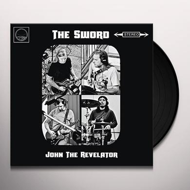 Sword JOHN THE REVELATOR Vinyl Record
