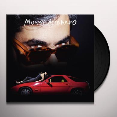 Rebolledo MONDO ALTERADO Vinyl Record - w/CD