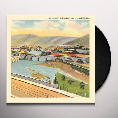 JKUTCHMA & FIVE FIFTHS SUNDOWN USA Vinyl Record