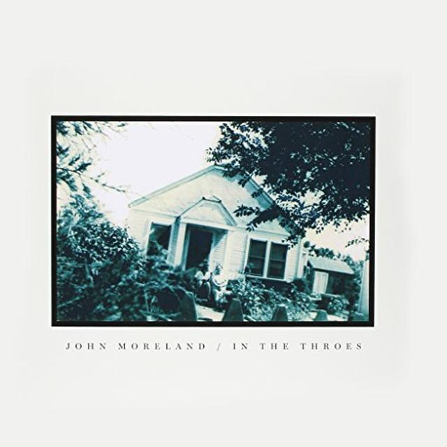John Moreland IN THE THROES Vinyl Record