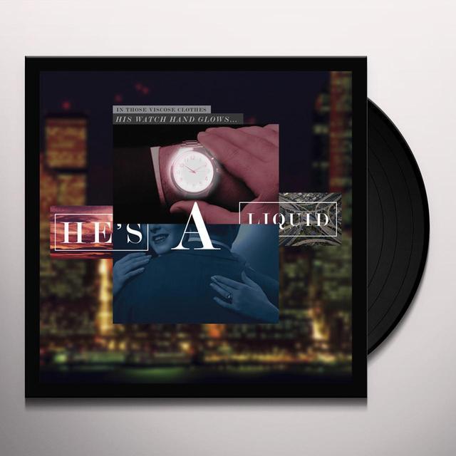HE'S A LIQUID / VARIOUS Vinyl Record