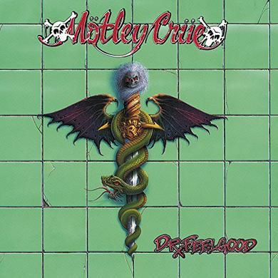 Motley Crue DR FEELGOOD Vinyl Record