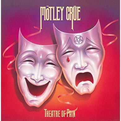 Motley Crue THEATER OF PAIN Vinyl Record