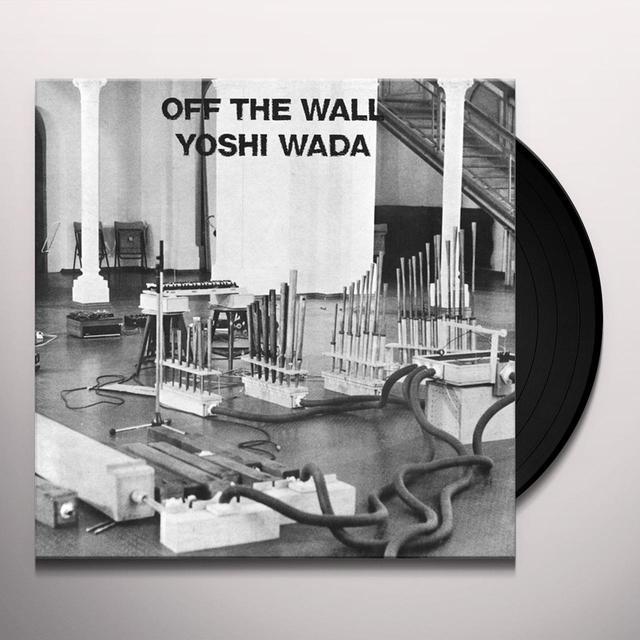 Yoshi Wada OFF THE WALL Vinyl Record